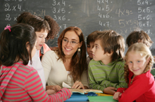 Educating Caerleon children